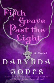 Audiobook Review:  Fifth Grave Past the Light by Darynda Jones