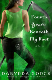 Audiobook Review: Fourth Grave Beneath My Feet by Darynda Jones