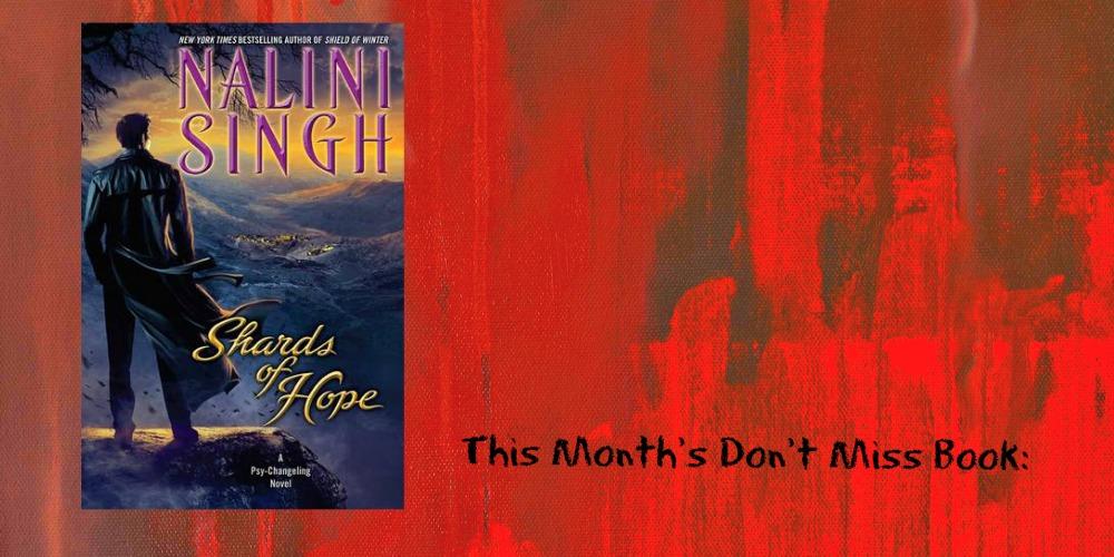 Featured Book - June