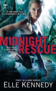 Audiobook Review:  Midnight Rescue by Elle Kennedy