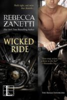Review:  Wicked Ride by Rebecca Zanetti
