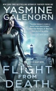 Review:  Flight from Death by Yasmine Galenorn