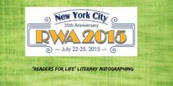 RWA 2015 – Literary Autographing – July 22, 2015