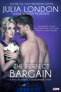 Review:  The Perfect Bargain by Julia London