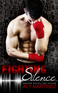 Audiobook Review:  Fighting Silence by Aly Martinez