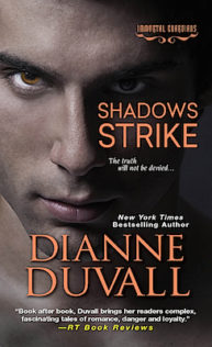 Review:  Shadow Strike by Dianne Duvall