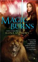 Audiobook Review:  Magic Burns by Ilona Andrews