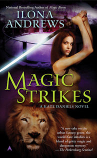 Review:  Magic Strikes by Ilona Andrews