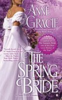 Audiobook Review:  The Spring Bride by Anne Gracie