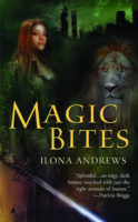 Audiobook Review:  Magic Bites by Ilona Andrews