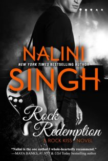 Audiobook Review:  Rock Redemption by Nalini Singh
