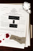 Audiobook Review:  Undeath and Taxes by Drew Hayes