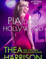 Pia Goes to Hollywood