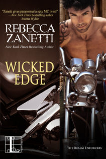 Review:  Wicked Edge by Rebecca Zanetti