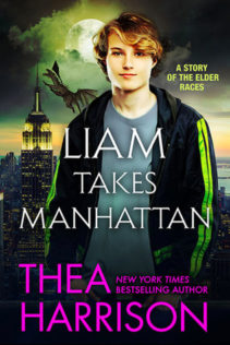 Review:  Liam Takes Manhattan by Thea Harrison