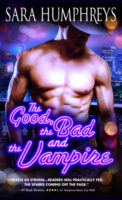 Review:  The Good, The Bad and The Vampire by Sara Humphreys