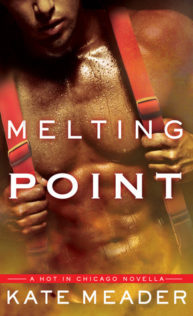 Review:  Melting Point by Kate Meader