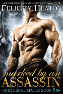 Review:  Marked by An Assassin by Felicity Heaton