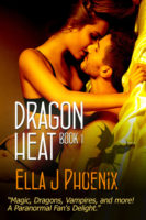 Review:  Dragon Heat by Ella J. Phoenix