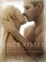 Review:  Once Kissed by Cecy Robson