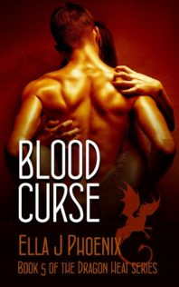 Review:  Blood Curse by Ella J. Phoenix