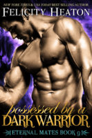 Review:  Possessed by a Dark Warrior by Felicity Heaton