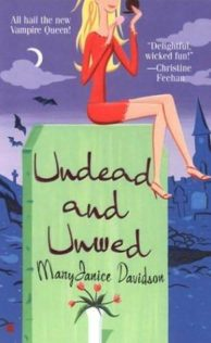 Audiobook Review:  Undead and Unwed by MaryJanice Davidson