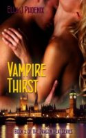 Review:  Vampire's Thirst by Ella J. Phoenix