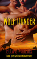 Review:  Wolf Hunger by Ella J. Phoenix