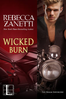 Review:  Wicked Burn by Rebecca Zanetti