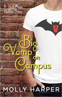 Review:  Big Vamp on Campus by Molly Harper