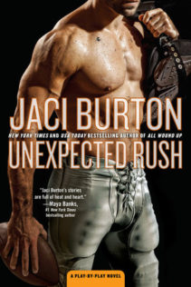 Review:  Unexpected Rush by Jaci Burton