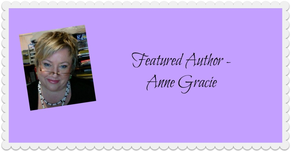 featured author - anne gracie