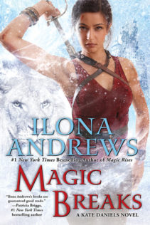 Audiobook Review:  Magic Breaks by Ilona Andrews