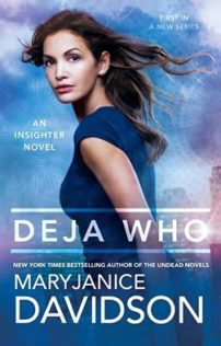 Review:  Deja Who by MaryJanice Davidson