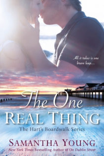 Review:  The One Real Thing by Samantha Young