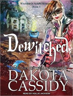 Audiobook Review:  Dewitched by Dakota Cassidy