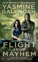 Review:  Flight from Mayhem by Yasmine Galenorn