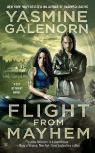 Review:  Flight from Mayhem by Yasmine Galenorn