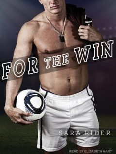 Audiobook Review:  For the Win by Sara Rider