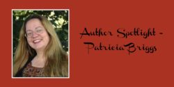 Author Spotlight – Patricia Briggs