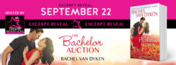 Excerpt:  Bachelor Auction by Rachel Van Dyken