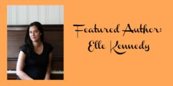 Interview with Author – Elle Kennedy