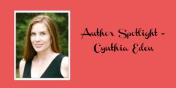 Author Spotlight – Cynthia Eden