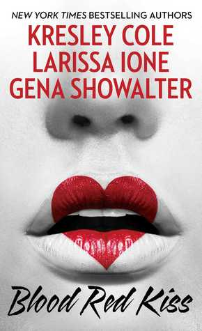 Review:  Blood Red Kiss by K. Cole, G. Showalter & L. Ione