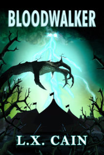 Review:  Bloodwalker by L.X. Cain