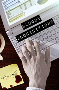 Audiobook Review:  Bloody Acquisitions by Drew Hayes