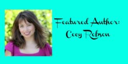 Interview with Author – Cecy Robson