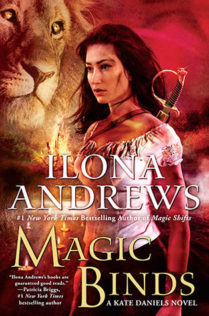 Review:  Magic Binds by Ilona Andrews