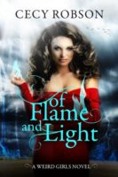 Review:  Of Flame and Light by Cecy Robson